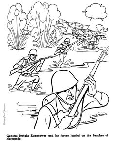 236x288 Army Printable Coloring Sheet American Military History Coloring