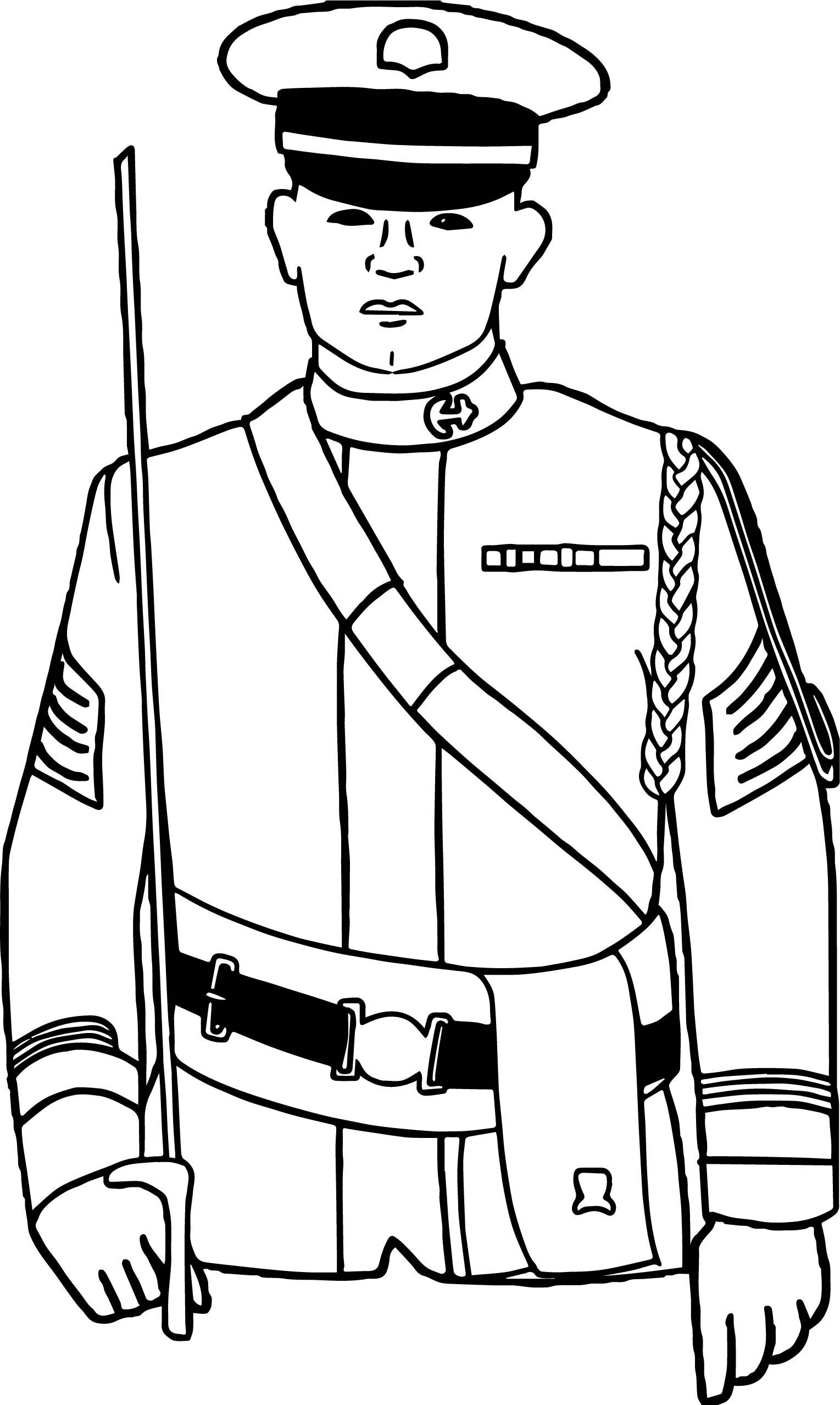 1529x2557 Competitive Soldier Coloring Pages Army Colouring In On With Hd