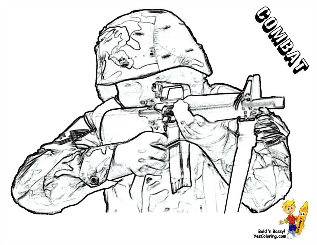 1024x791 Dazzling Army Coloring Pages Soldier Page You Can Print Out This