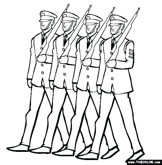 554x565 Soldier Coloring Pages Army Coloring Pages To Print Soldier