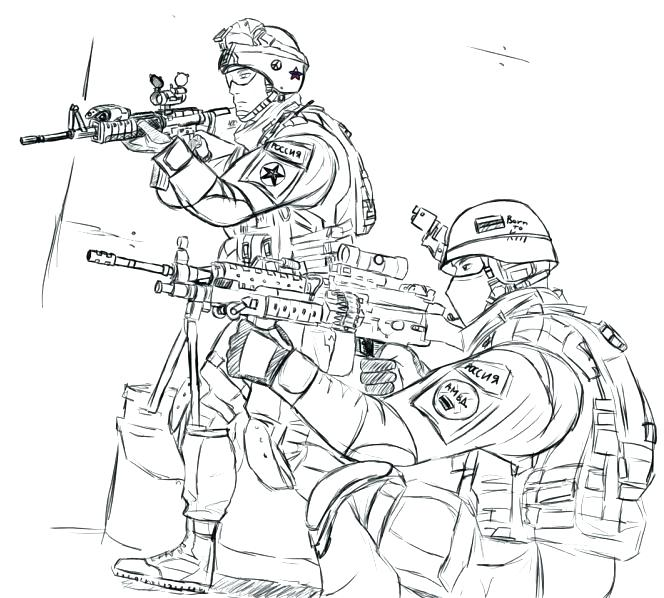 664x598 Army Guy Coloring Pages Coloring Pages For Men Army Men Coloring