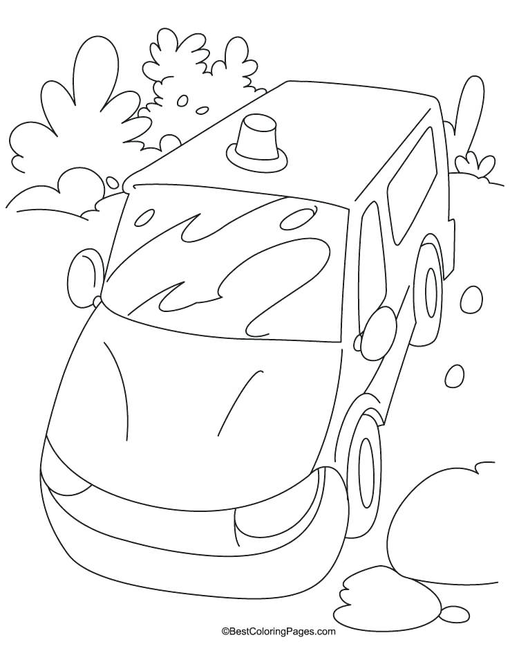 738x954 Jeep Coloring Page Police Petrol Jeep Coloring Page Army Jeep