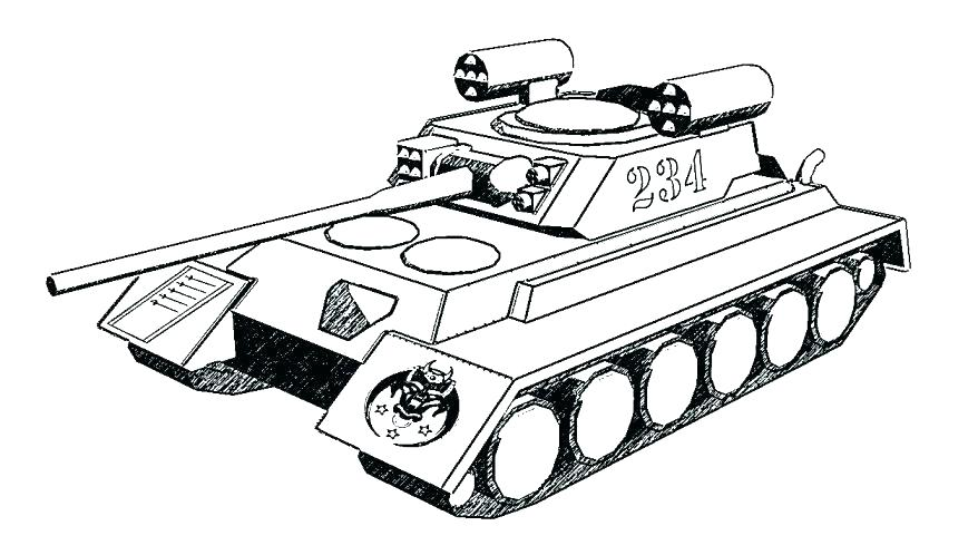 878x498 Tank Coloring Page Army Tank Coloring Page Viewing Gallery