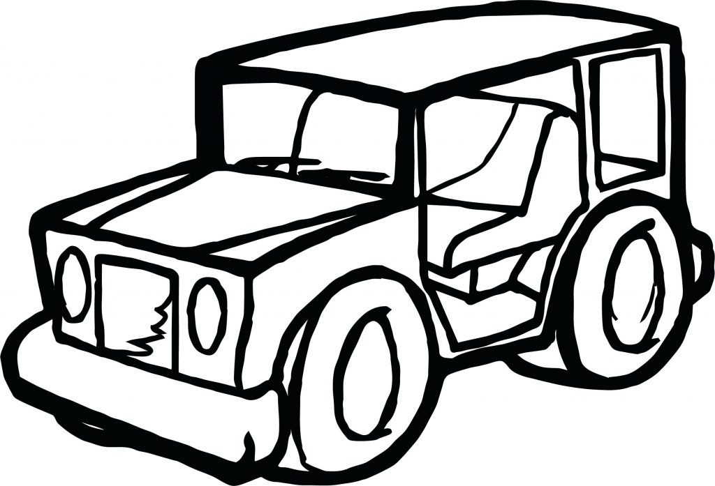 1024x697 Coloring Page Jeep Coloring Pages Toy Car Page Rubicon Jeep