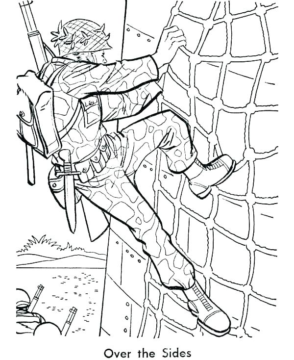 600x734 Army Guy Coloring Pages This Is Jeep Coloring Page Pictures Army