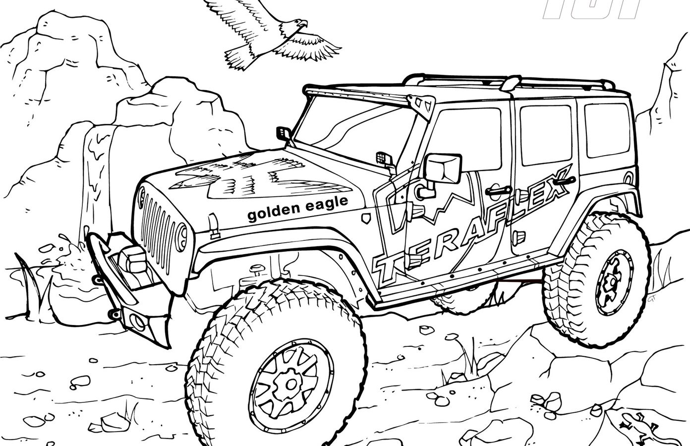 1392x900 Armyp Colouring Pages Rubicon Coloring Wrangler Sheets Military