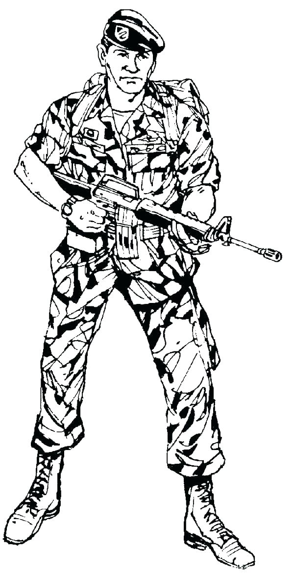 600x1175 Coloring Pages Army Download Coloring Pages Soldier Roman Free