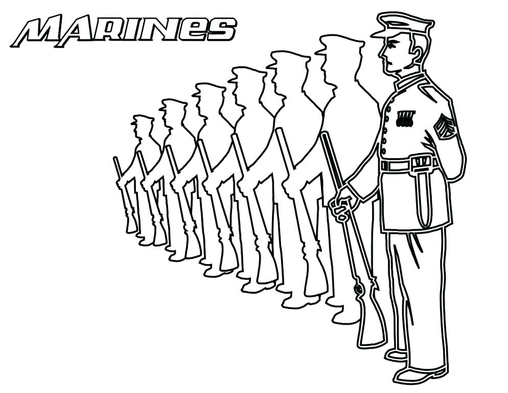 994x768 Coloring Pages Of Army Soldiers Army Soldier Coloring Pages