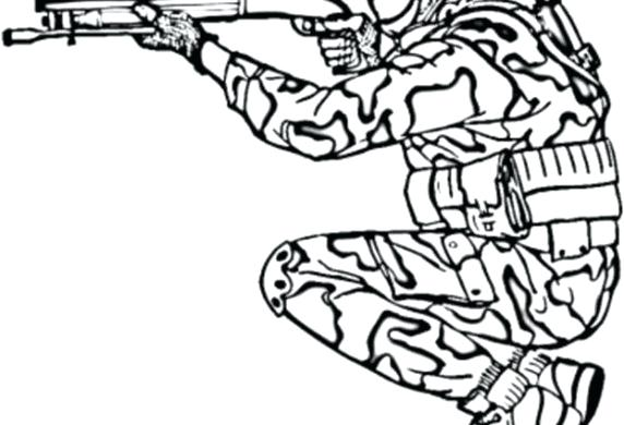 572x390 Cute Coloring For Kids Drawing Army Guy Coloring Pages Army Man