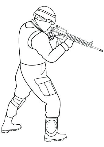 339x480 Army Coloring Pages Soldier Coloring Pages Soldier Coloring Pages