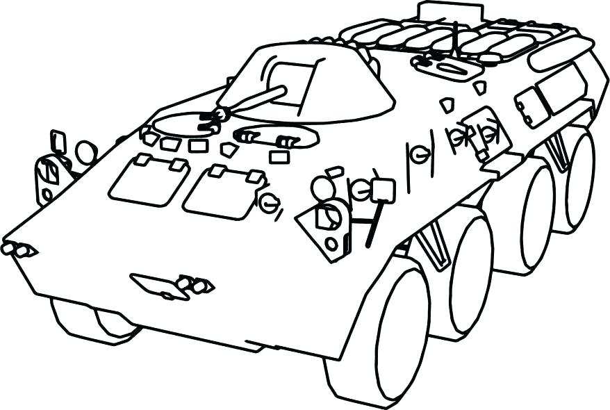 878x590 Army Truck Coloring Pages Stylist Ideas Army Truck Coloring Pages