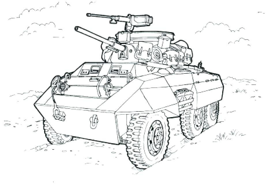 960x677 Coloring Pages Army Army Coloring Pages Army Vehicles Coloring