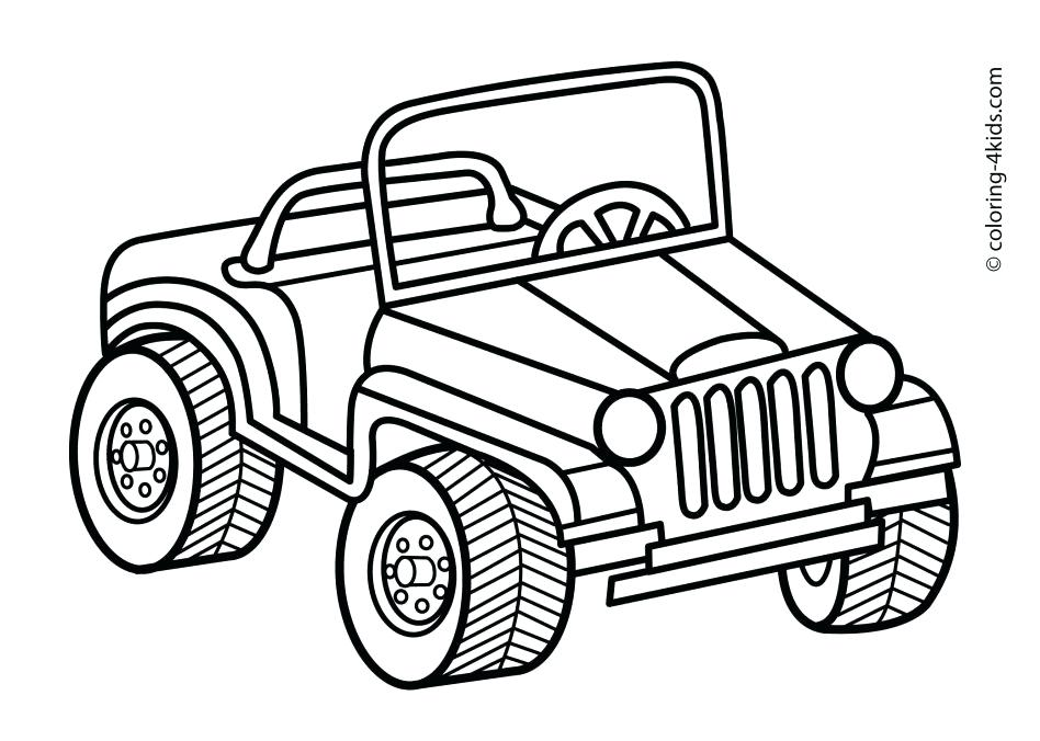 948x676 Jeep Coloring Pages With Wallpaper Dual Monitor Military Jeep