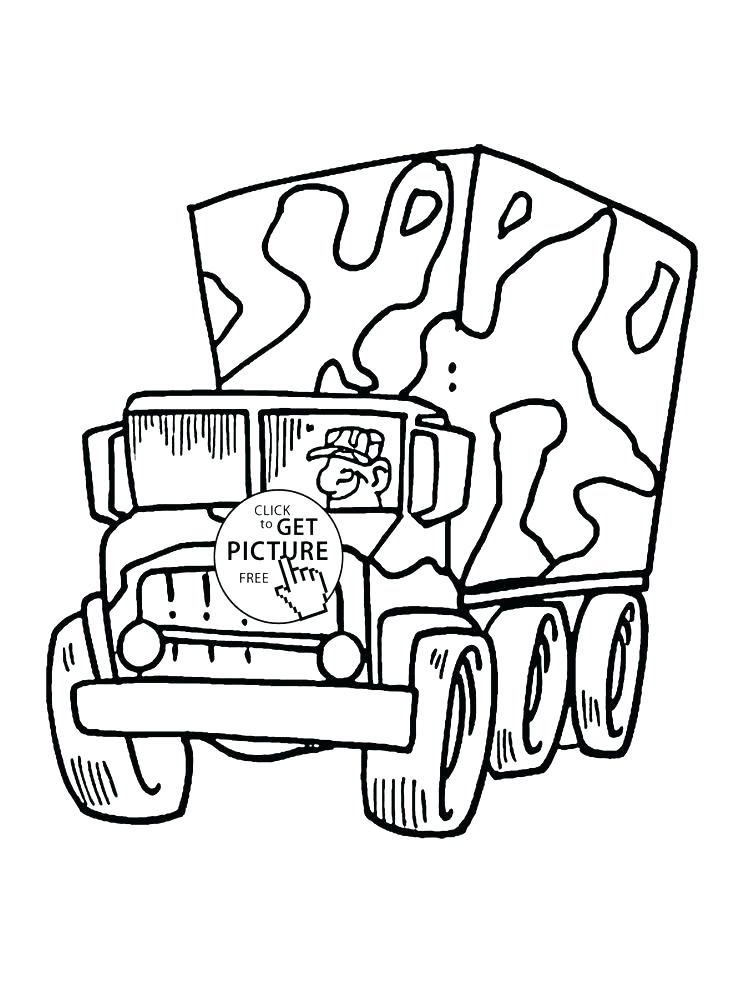 736x994 Army Vehicles Coloring Pages Print Coloring Collection