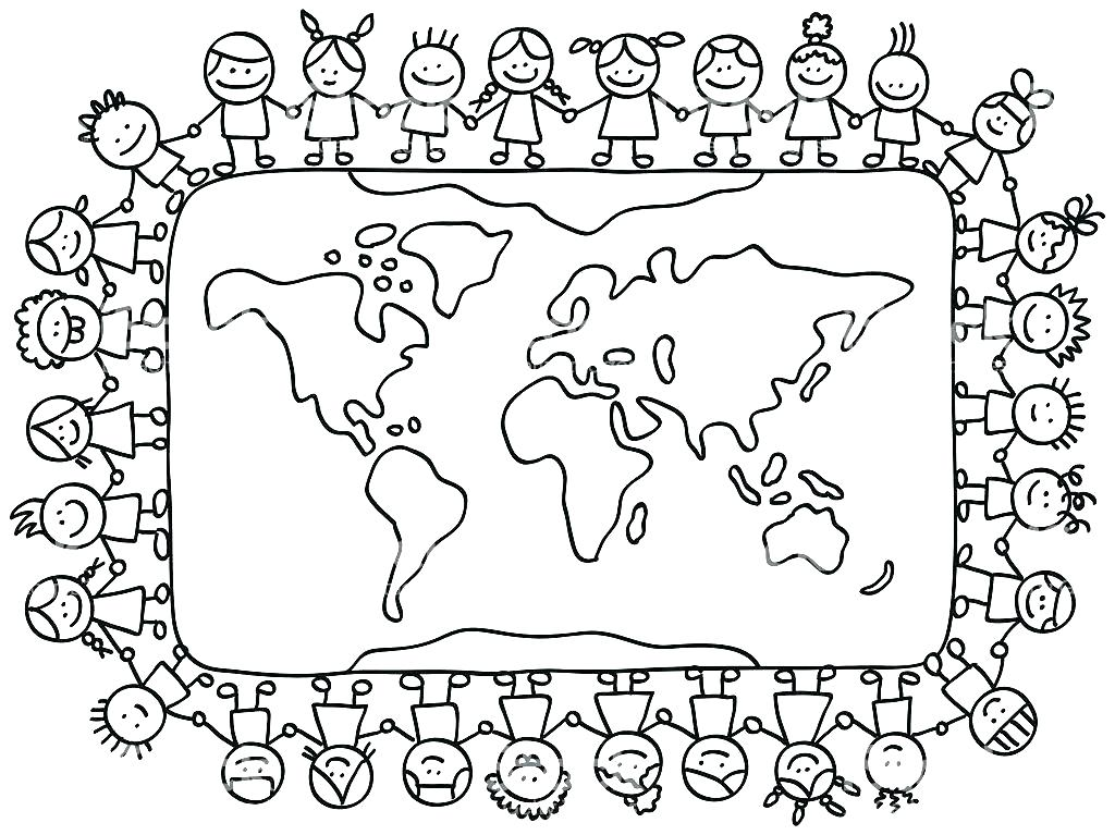 1024x767 World Coloring Pages Coloring Pages Fruits Coloring Book Fruit