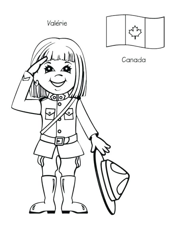 580x800 Children Of The World Coloring Pages Children All Around The D