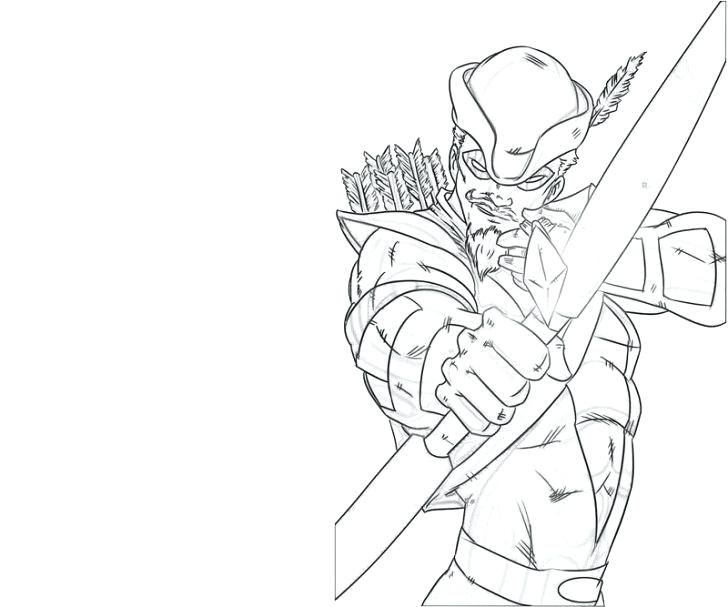 728x607 Green Arrow Coloring Pages Green Arrow Coloring Pages Lego Green