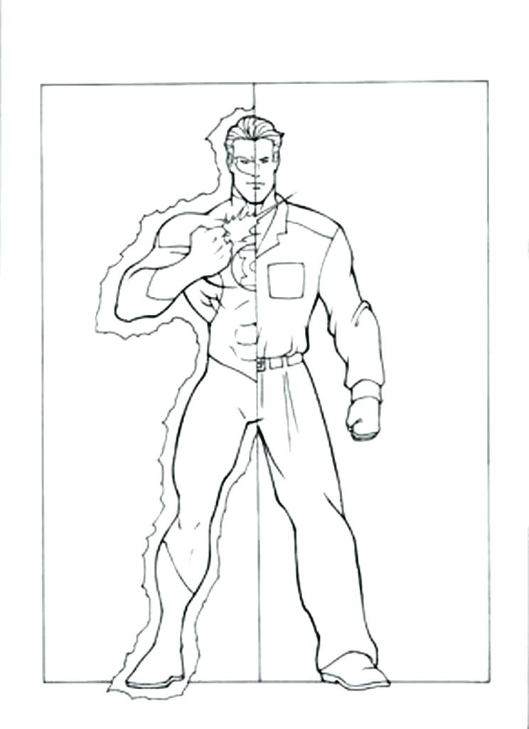 744x1024 Green Lantern Coloring Pages Green Lantern Coloring Page Funny
