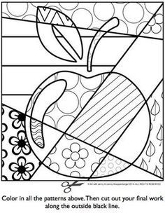 236x314 Tracing Outlines Of Famous Art Works Outlines, Art Lessons
