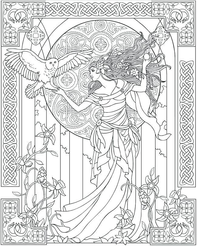 649x809 Free Online Adult Coloring Books
