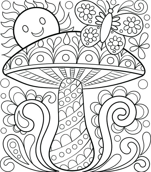 525x600 Coloring Pages And Coloring Books Free Coloring Pages Adult