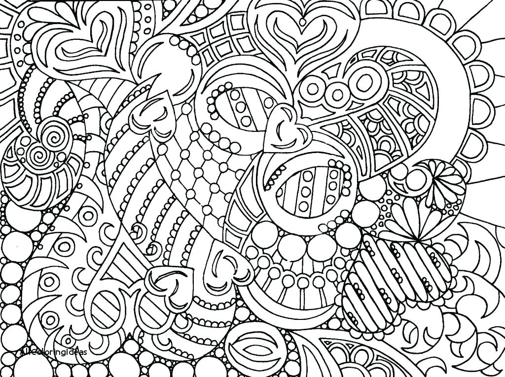 1024x766 Coloring Pages Hard