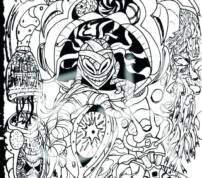 678x600 Excellent Ideas Hippie Coloring Pages Entertaining Kids On Art