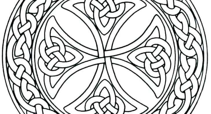 728x393 Art Coloring Cards From Designs Art Celtic Dragon Coloring Pages