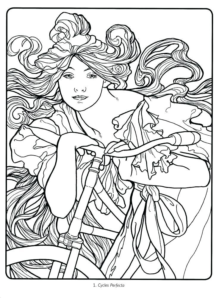 736x1004 Art Deco Coloring Pages Coloring Pages Plus Art Coloring Pages Art