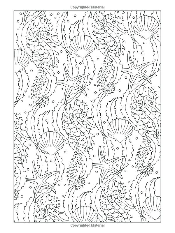 600x800 Pattern Coloring Books For Adults