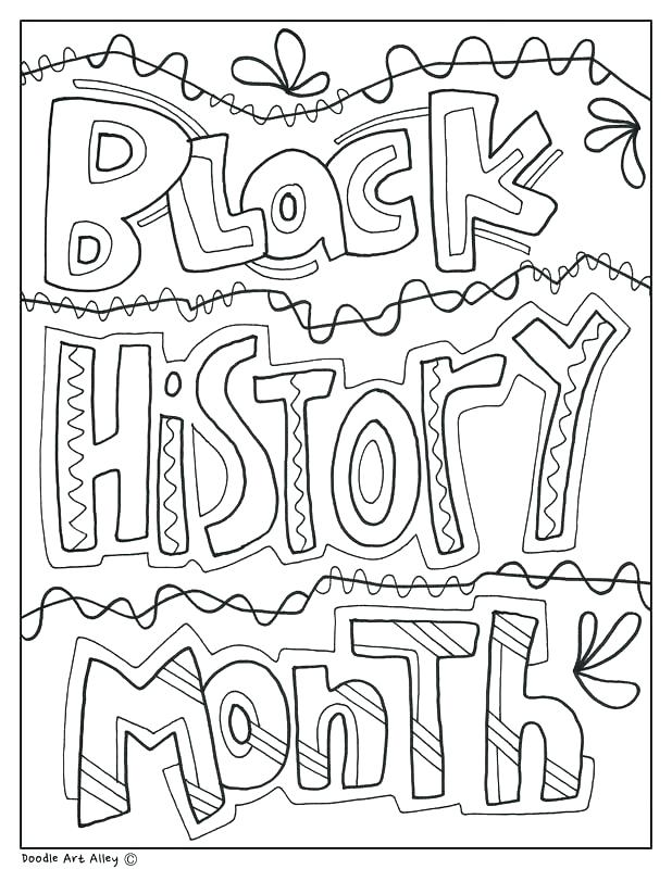 618x800 History Coloring Pages Black History Month Coloring Pages Black