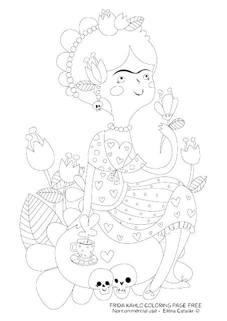 452x640 Coloring Pages Art History Lesson Free Printable Coloring Pages N