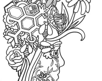 Art Is Fun Coloring Pages