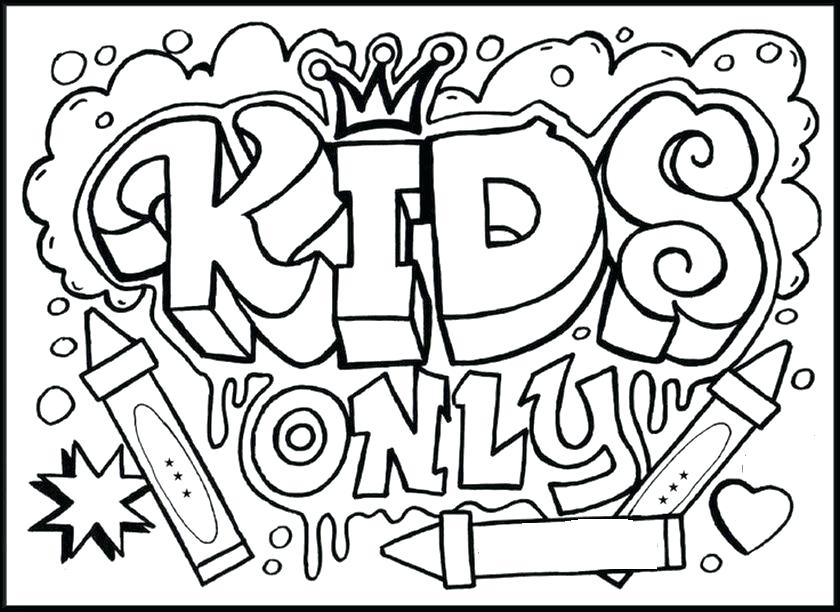 840x612 Fun Coloring Pages Fun Kids Coloring Pages Fun Colouring Pages