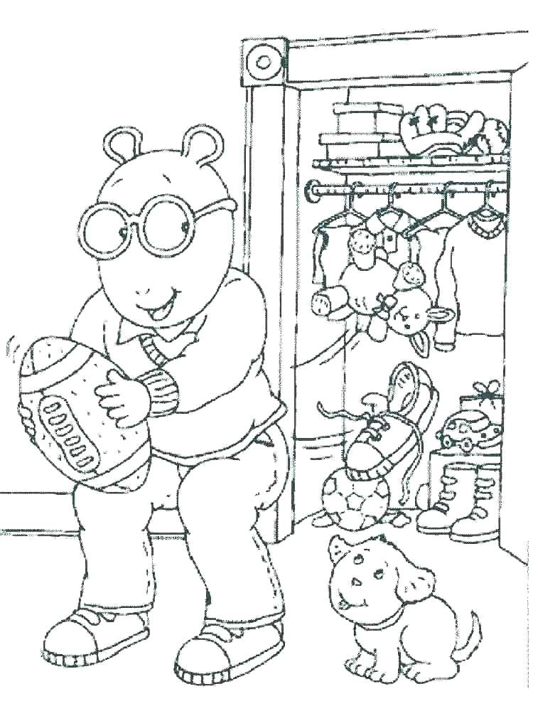 Arthur Christmas Coloring Pages At Getdrawings Com Free For