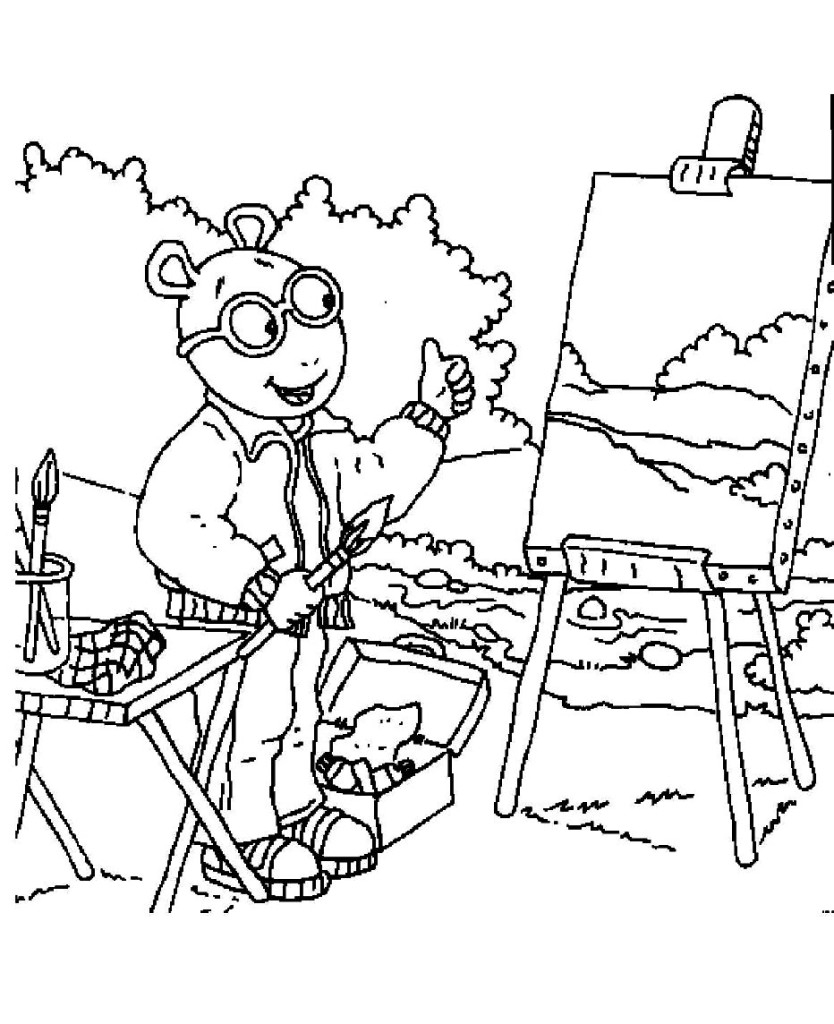 834x1024 Arthur Christmas Coloring Pages Printable Coloring For Kids