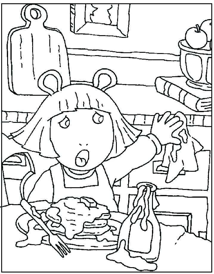 718x919 Arthur Coloring Page Coloring Pages Coloring Page King Colouring