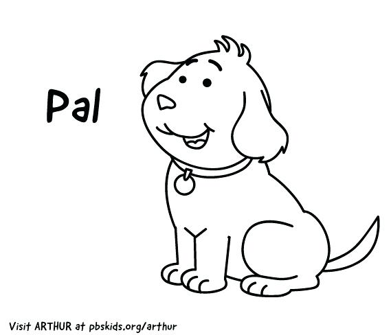 Arthur Coloring Pages At Getdrawings Com Free For Personal Use