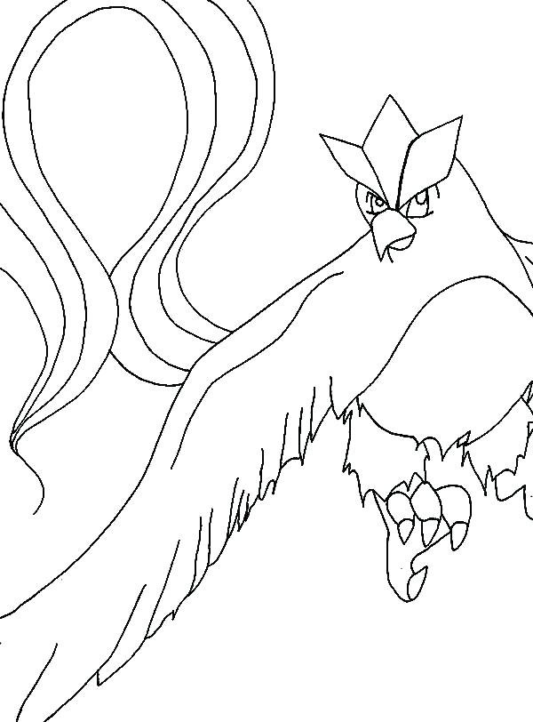600x812 Long Tailed Coloring Page Coloring Sun Long Tailed Coloring Page