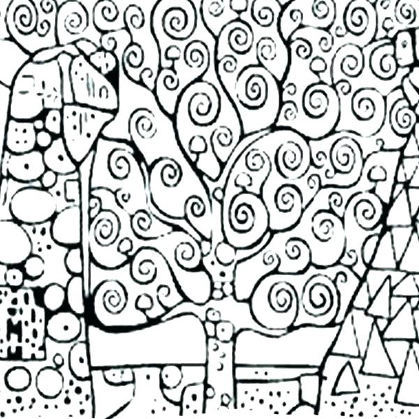 600x600 Famous Paintings Coloring Pages Famous Artwork Coloring Pages