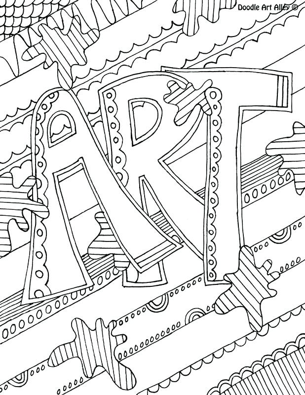 618x800 Art Coloring Page Artist Coloring Page Art Coloring Page Picture