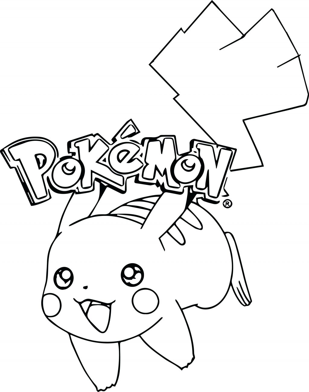 1024x1300 Coloring Pages Pikachu Coloring Pages Online Pikachu Coloring