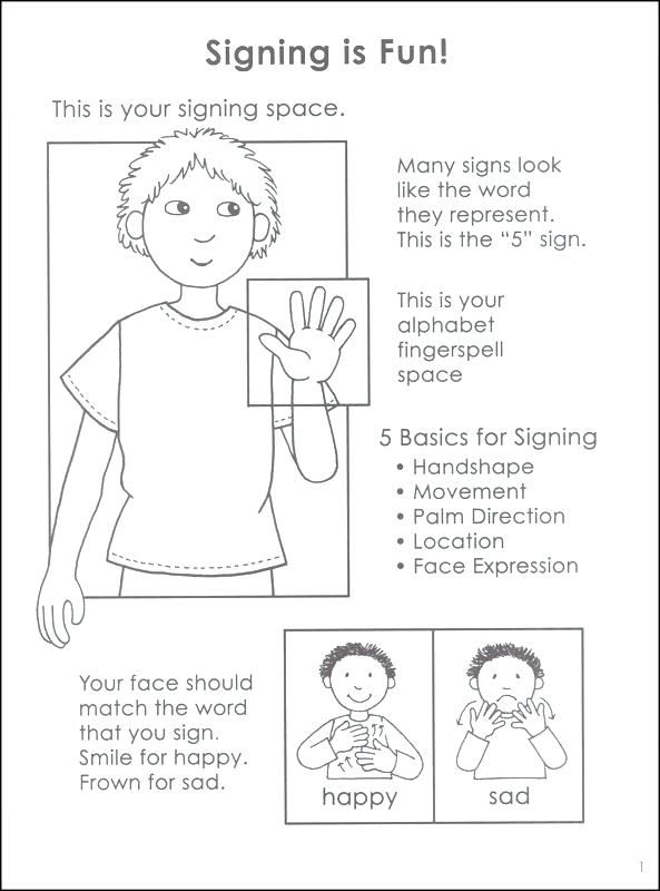 593x800 Asl Coloring Pages Coloring Pages Coloring Pages Kids Printing