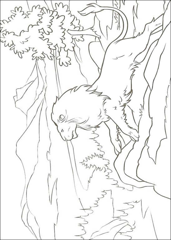 548x768 Kids N Coloring Pages Narnia