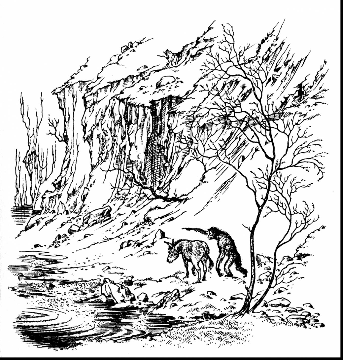 1357x1425 Narnia Aslan Coloring Page Pages Also