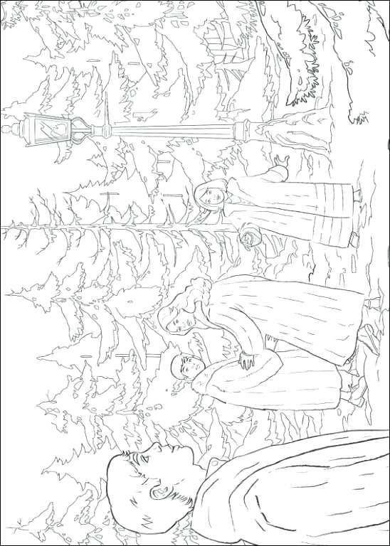 548x768 Narnia Coloring Pages Narnia Lucy Coloring Pages