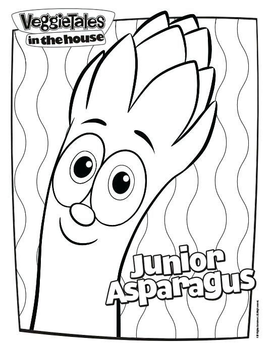 541x680 Veggie Tales Coloring Page Characters Coloring Pages Veggie Tales