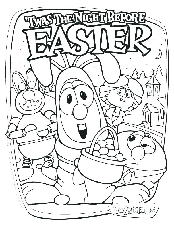 612x792 Veggie Tales Coloring Page Veggie Tales Coloring Pages Packed