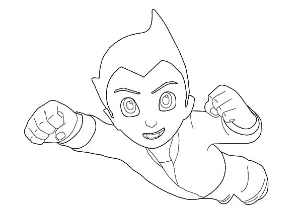 600x432 Astro Boy Coloring Pages Boy Color Pages Boy Coloring Pages