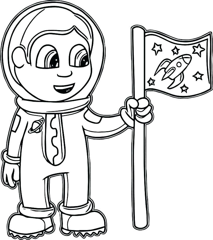 728x821 Space Shuttle Coloring Page Astronaut Coloring Pages Astronaut